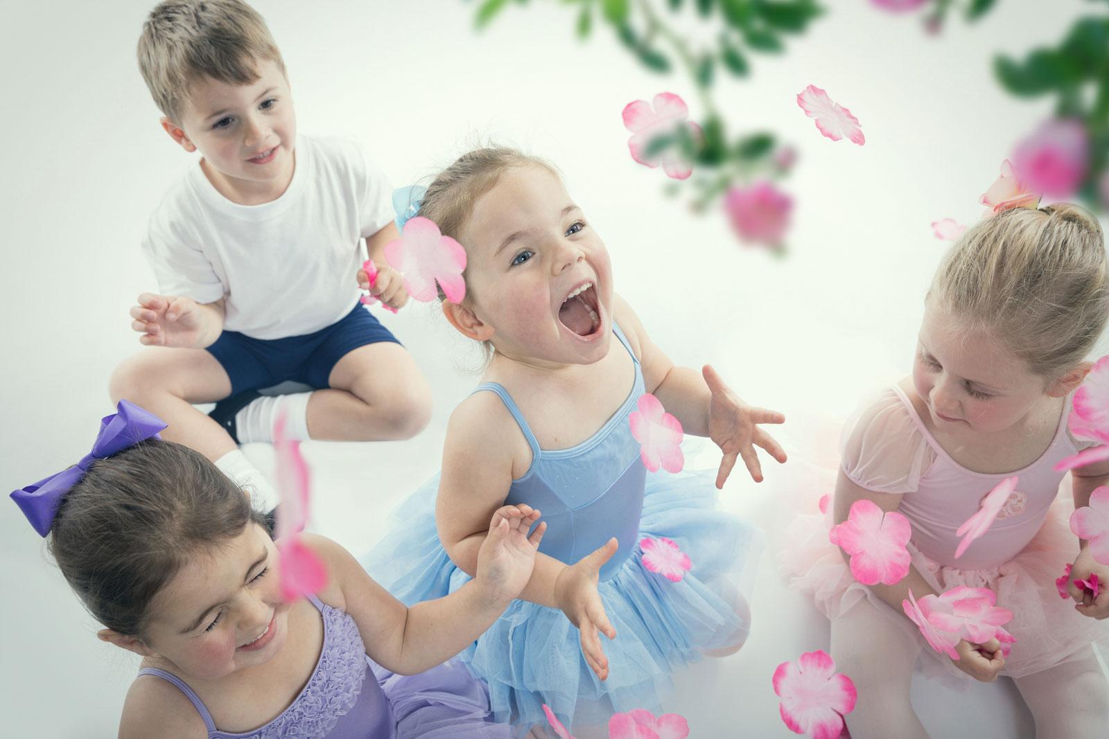 Sydney's best tiny tots and kids ballet dance classes