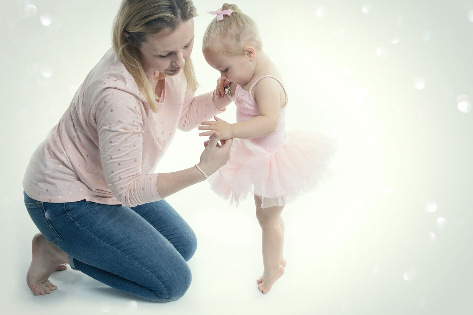 Mums and Bubs Dance Class