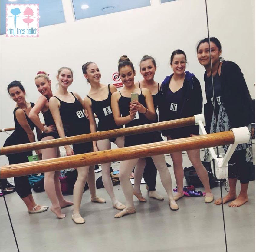 RAD Ballet Teachers