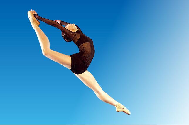 Ballerina Leap