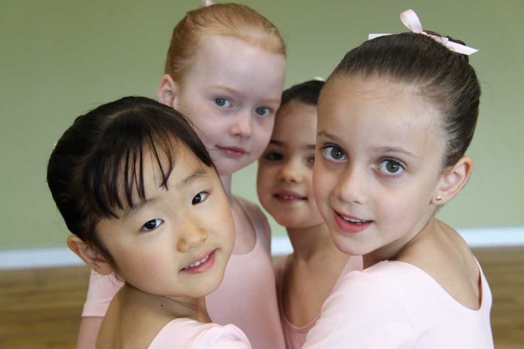 Ballet girls Kellyville