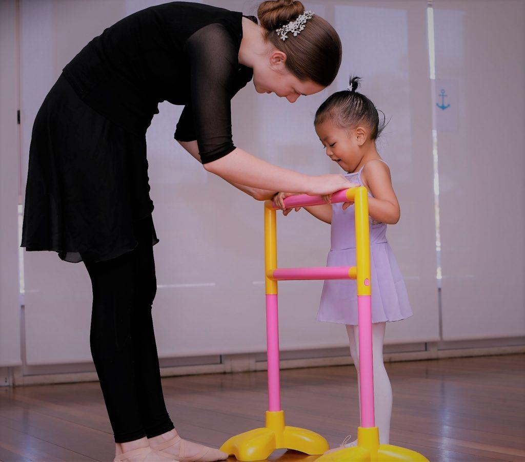 Emma Wiggle Ballet Barre