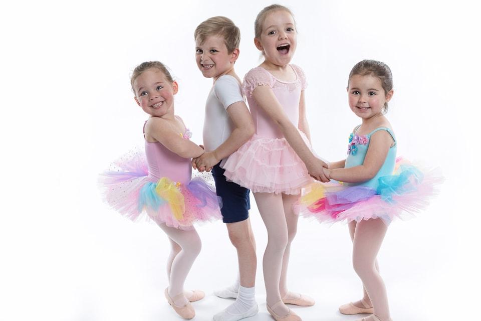 Sydneys best tiny tots and kids ballet dance class