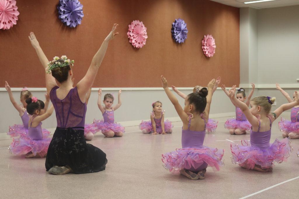 Rapunzel Ballerinas