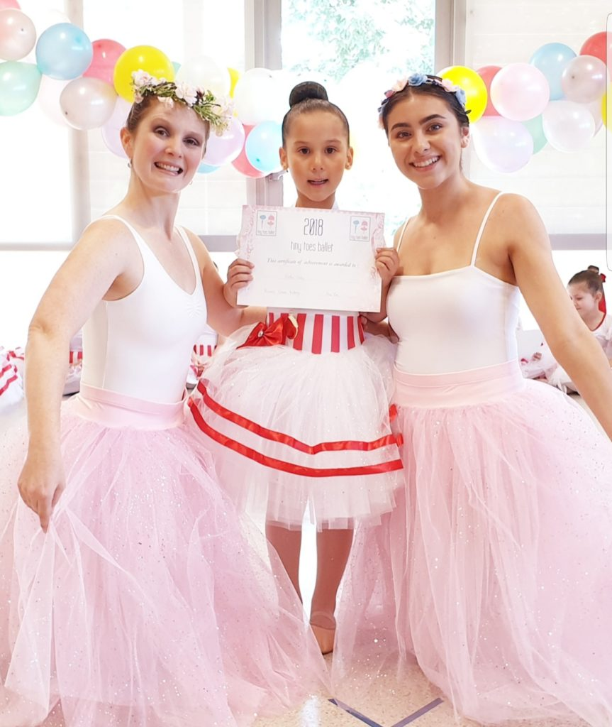 Graduating Ballet