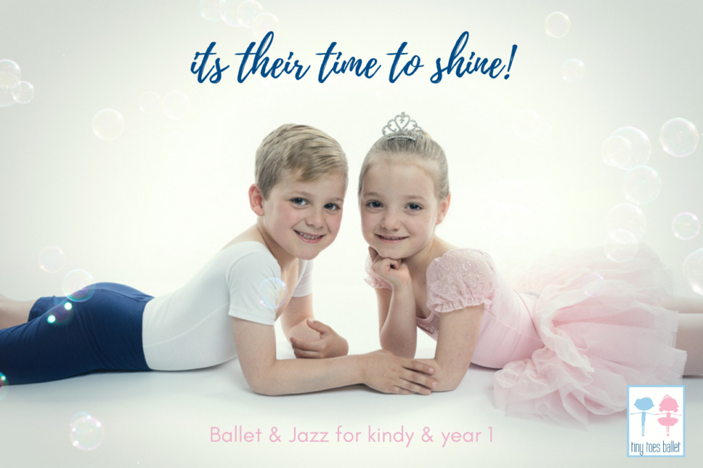 Ballet and Jazz for Kindy and Year 1