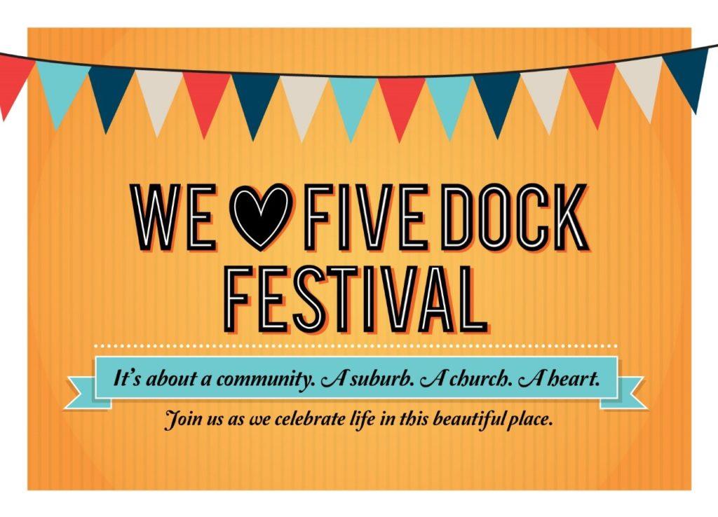 We Heart Five Dock