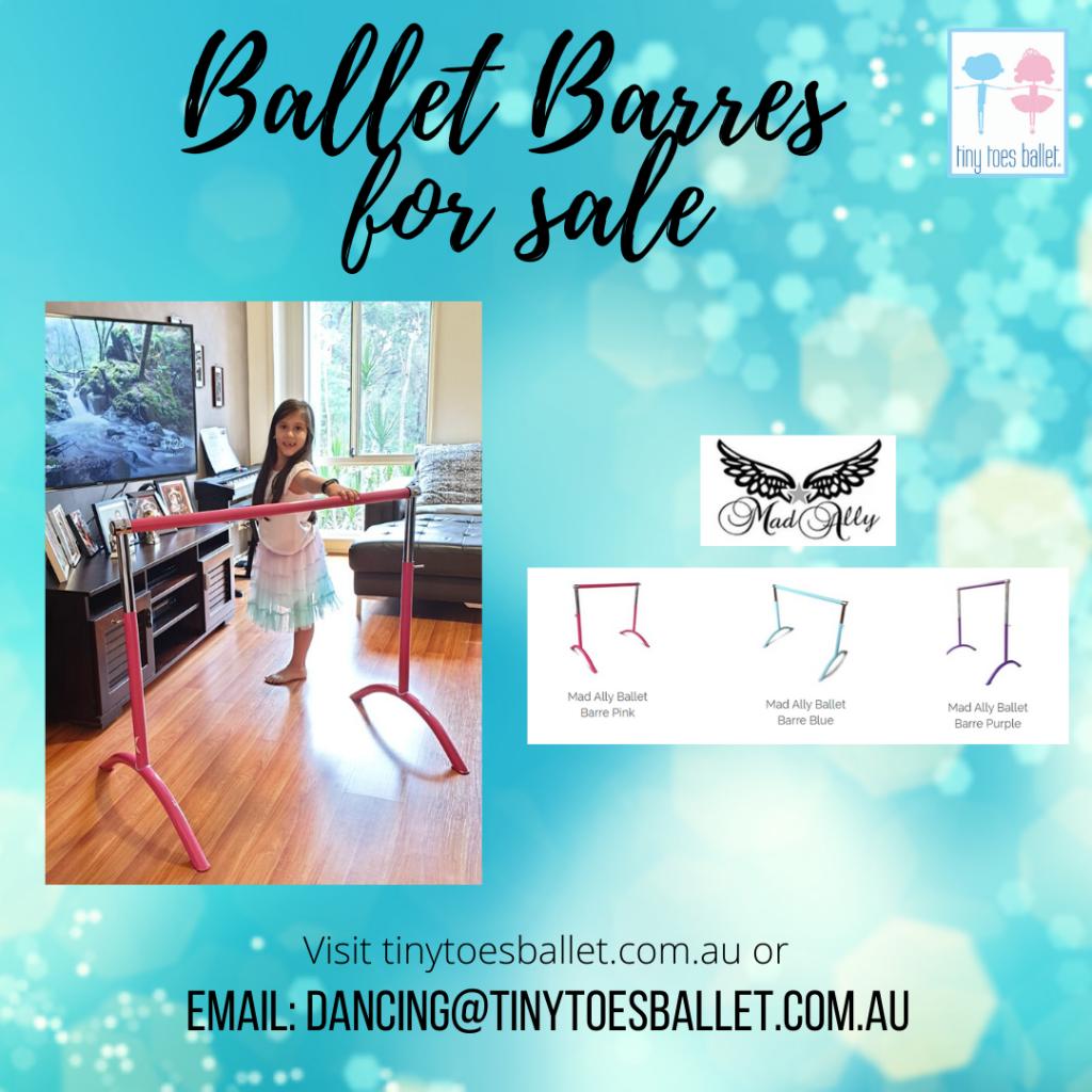 Kids Ballet Barre Sydney