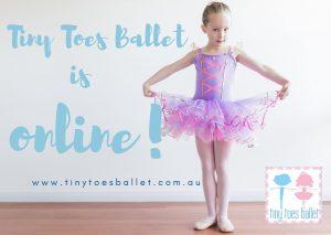 Ballet Classes Online